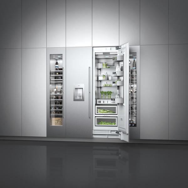 Amerikaanse koelkast Gaggenau