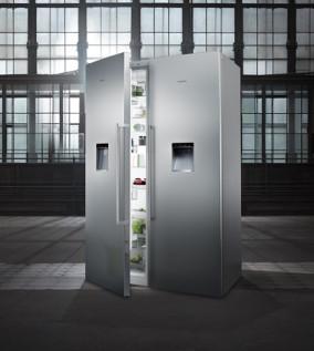 Amerikaanse koelkast Siemens