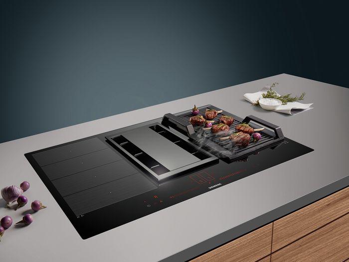 Kookplaat van Siemens