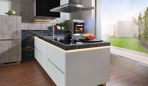 Black Industriele Keuken : Siematic exclusieve keukens en tijdloos elegant interieurdesign