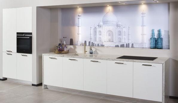 Moderne Taj Mahal keuken