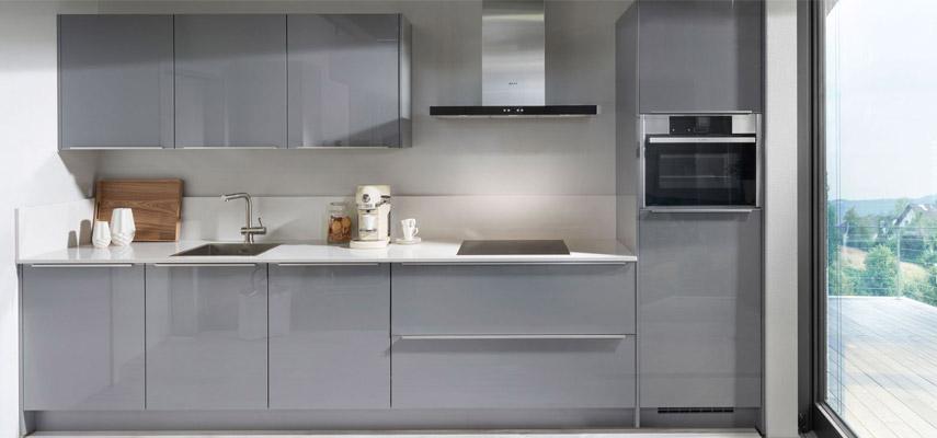 Keukenblok opstelling